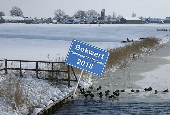 Bokwert, Culturele Hoofdplaats 2018