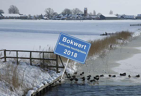 'Bokwert Kulturele Hoofdplaats 2018'